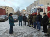 Подробнее: Тренировки по пожарной безопасности